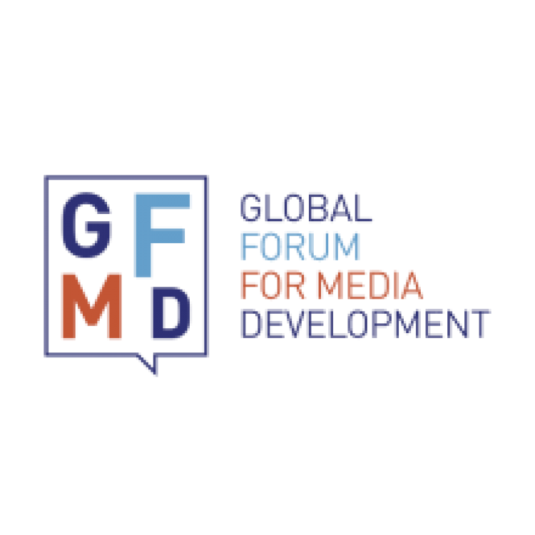 Global Forum for Media Development Logo
